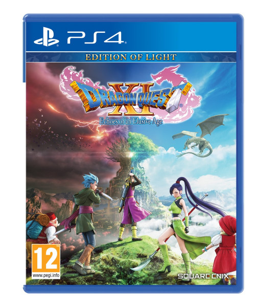 Dragon Quest XI: Echoes of an Elusive Age - Edition of Light (PS4)