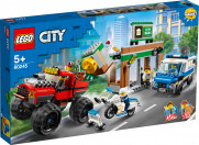 LEGO® City Napad z monster truckiem