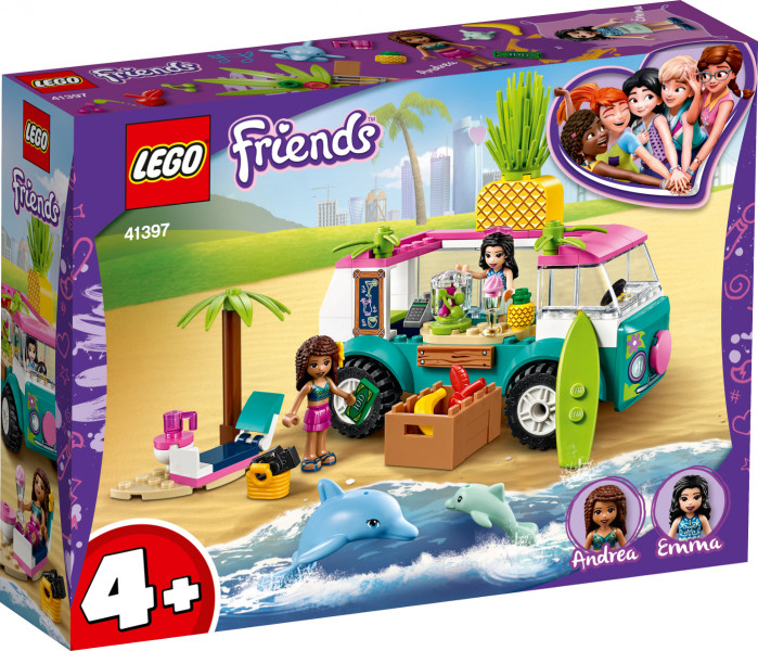 LEGO® Friends Food truck z sokami