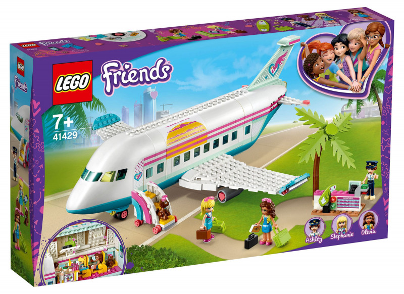 LEGO® Friends Samolot z Heartlake City