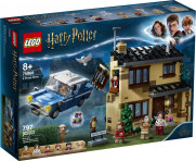 LEGO® Harry Potter™ Privet Drive 4