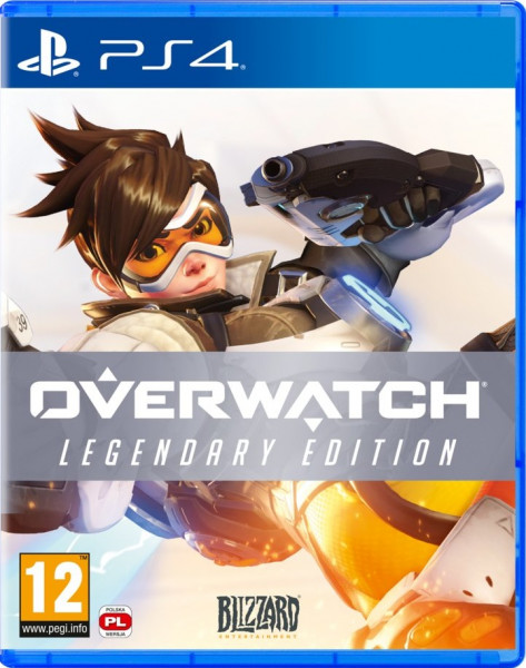 PS4 Overwatch Legendary Edition