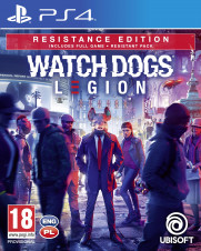 Watch Dogs Legion: Resistance Edition (PS4)