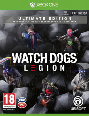 Watch Dogs Legion: Ultimate Edition (Xbox One)