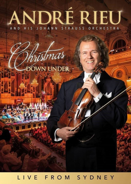 Christmas Down Under. Live From Sydney (DVD)