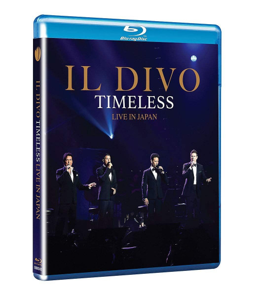 Timeless. Live In Japan (Blu-ray)