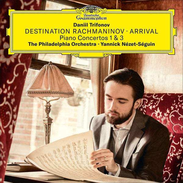 Destination Rachmaninov - Arrival (CD)