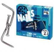 Nails: Nail Jail. Level 2 łamigłówki