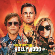 Quentin Tarantino's Once Upon a Time in Hollywood Original Motion Picture Soundtrack (CD)