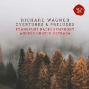 Wagner Overtures and Preludes (Live) (CD)