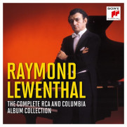 Raymond Lewenthal - The Complete RCA and Columbia Album Collection (8x CD)