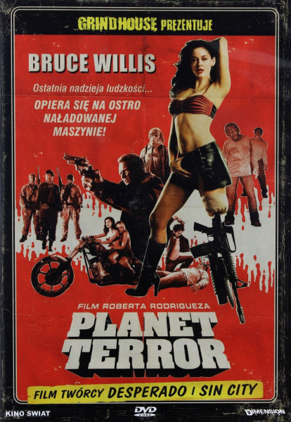 Grindhouse 2: Planet Terror (DVD)