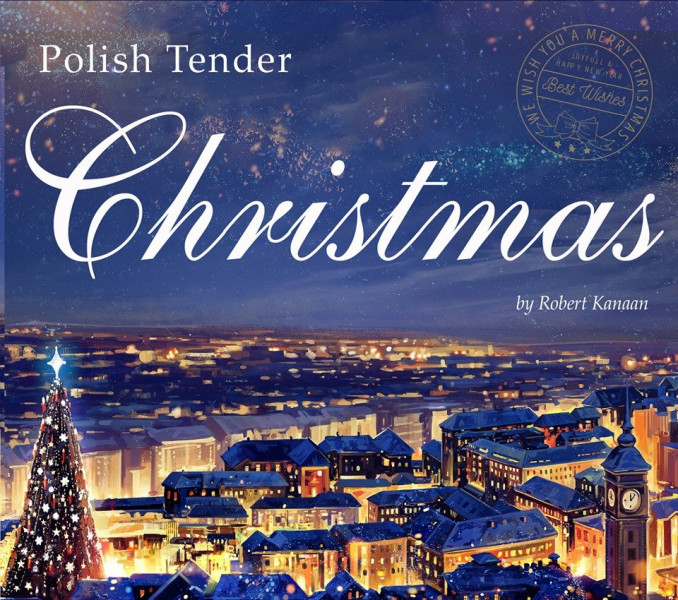 Polish Tender Christmas (CD)