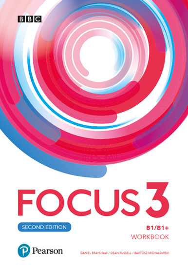 Focus Second Edition 3 Workbook