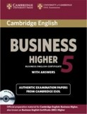 Business higher 5 with answers with audio cd