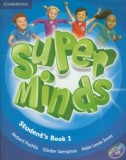 Super Minds 1 Student's Book with DVD-ROM