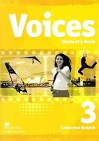 Voices 3 SB MACMILLAN