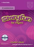 Storyfun for flyers teacher's book with 2 audio cds