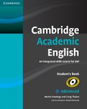 Cambridge academic english student's book advanced