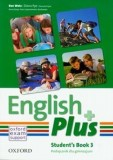 English Plus 3 Student's Book&Online Workbook (Oxford English Online) Wersja Polska