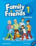 Family and Friends  1 CB + CD OXFORD
