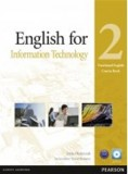 English for IT 2 SB+CD PEARSON