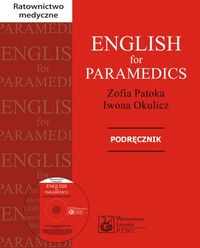 English for paramedics z płytą cd