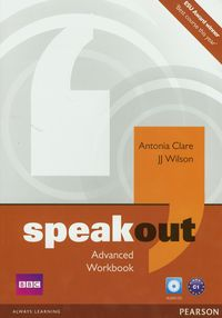 Speakout Advanced Workbook + CD