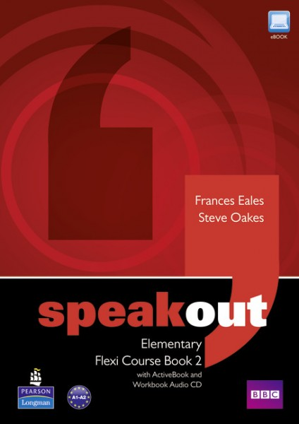 Speakout Elementary Flexi Course Book 2