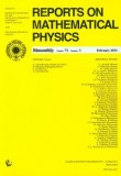 Reports on Mathematical Physics 71/1/2013