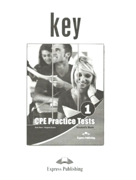 CPE Practice Tests 1 Key