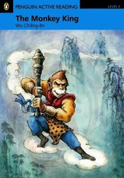 The monkey king level 4 + cd-rom