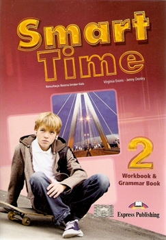 Smart Time 2 Workbook & Grammar Book - dostawa od 3,49 PLN - Evans Virginia, Dooley Jenny, Sendor-Gala Bożena