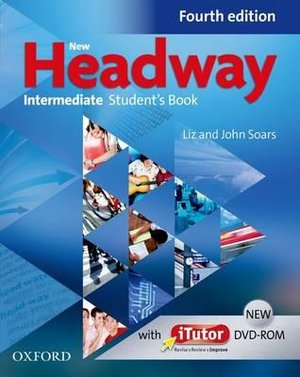 New headway english course. intermediate students` book