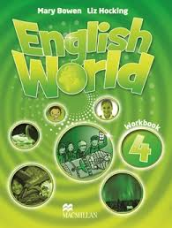 English World 4 WB MACMILLAN