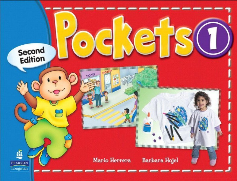 Pockets 1 students' book + cd-rom