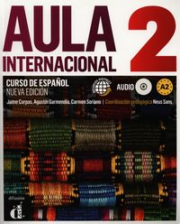 Aula internacional 2 Curso de Espanol + Audio MP3