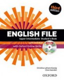 English File Third Edition Upper-Intermediate Student's Book with DVD-Rom with Oxford Online Skills