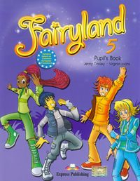 Fairyland 5 pupil's book + multi-rom