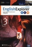 J. Angielski GIM English Explorer NEW 3 SB NE