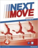 Next move 4 workbook with mp3 cd
