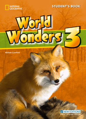 World wonders 3 student's book + audio cd