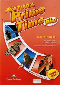 Matura Prime Time Plus Intermediate Workbook & Grammar Book