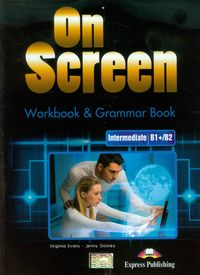 On Screen Intermediate Workbook & Grammar Book