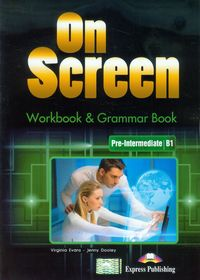 On Screen Pre-intermediate Workbook & Grammar Book