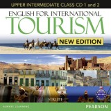 English for International Tourism Upper-Intermediate  Class CD