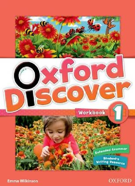 Oxford discover 1 workbook