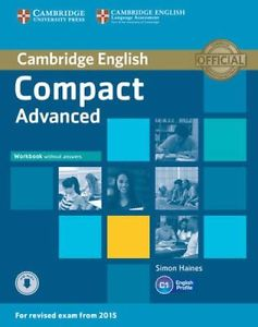 Compact advanced workbook without key