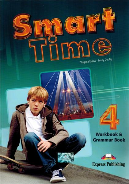 Smart time 4 workbook & grammar book - dostawa od 3,49 PLN - Evans Virginia, Dooley Jenny