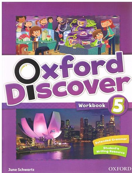 Oxford discover 5 workbook